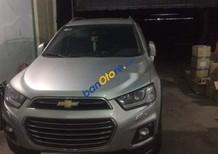 Cần bán xe Chevrolet Captiva năm sản xuất 2016, màu bạc