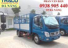 Xe tải Thaco Ollin 350 E4 thùng dài 4m35, tải trọng 2T15 vào TP Đà Nẵng. Hỗ trợ trả góp 75%