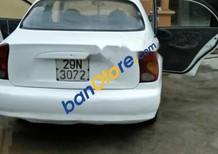 Bán ô tô Daewoo Lanos năm 2001, màu trắng, nhập khẩu nguyên chiếc
