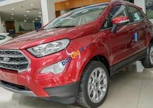 Bán Ford EcoSport 1.5L năm 2019, màu đỏ