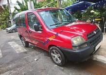 Cần bán gấp Fiat Doblo sản xuất 2003, màu đỏ