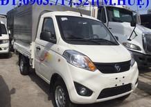Bán xe tải Foton 995kg thùng lửng, xe tải Foton 890kg thùng bạt, xe tải Foton 830Kg thùng kín giá tốt
