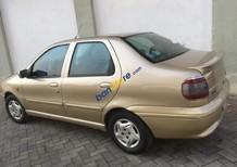 Cần bán lại xe Fiat Siena 1.3 năm 2004, màu vàng, nhập khẩu nguyên chiếc chính chủ