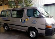 Bán xe Toyota Hiace sản xuất 2002