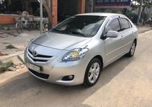 Cần bán xe Toyota Vios G sản xuất 2007, màu bạc, giá 280tr