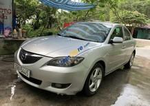 Bán Mazda 3 AT sản xuất 2004, màu bạc, giá tốt