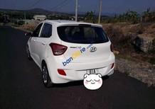 Cần bán Hyundai Grand i10 năm sản xuất 2014, màu trắng, xe nhập chính chủ giá cạnh tranh