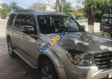 Cần bán Ford Everest năm 2009, màu bạc, xe nhập số tự động, giá 452tr