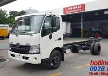Bán xe tải Hino 5 tấn thùng dài 5.7m - Hino XZU730L