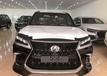 Cần bán xe Lexus LX 570 Super Sport sản xuất 2019, màu đen, xe nhập