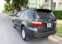 Bán Toyota Fortuner V sản xuất 2010, màu xám chính chủ
