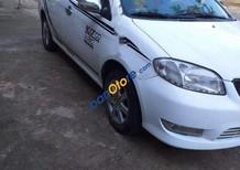 Cần bán gấp xe cũ Toyota Vios đời 2007, màu trắng
