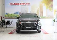 Bán Kia Sedona năm sản xuất 2019, màu đen