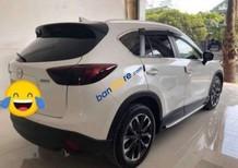 Cần bán gấp Mazda CX 5 năm sản xuất 2017, màu trắng, nhập khẩu