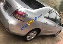 Xe Toyota Vios năm sản xuất 2008, màu bạc xe gia đình