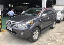 Cần bán Toyota Fortuner sản xuất năm 2009, màu xám