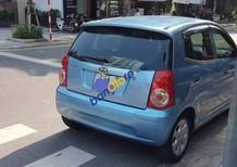 Xe Kia Morning năm 2008, màu xanh lam, giá tốt