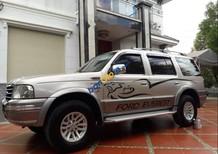 Bán ô tô Ford Everest đời 2005, nổi bật và phong cách với dáng vẻ cứng cáp, khỏe mạnh