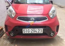 Bán ô tô Kia Morning Si năm sản xuất 2016, màu đỏ
