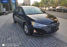 Bán Hyundai Elantra 1.6 AT năm 2019, màu đen, giá chỉ 655 triệu