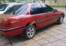 Bán Honda Accord sản xuất 1991, màu đỏ, nhập khẩu