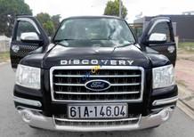 Bán ô tô Ford Everest 2.5L-4x2-MT sản xuất 2008, màu đen chính chủ