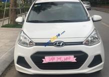 Cần bán gấp Hyundai Grand i10 MT sản xuất năm 2016, màu trắng, nhập khẩu nguyên chiếc, giá tốt