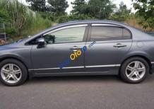Cần bán xe Honda Civic 2.0AT đời 2009, màu xám, máy móc nguyên bản, gầm chắc chắn