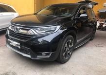 Bán Honda CRV 1.5G Turbo 2018, màu đen