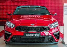 Bán Kia Cerato 1.6 MT 2019 - Tặng bảo hiểm 2 chiều, phụ kiện khủng theo xe