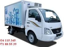 Bán xe tải Tata Super ACE đông lạnh, nhỏ gọn tiện dụng - Ban xe trả góp, giá rẻ nhát thị trường
