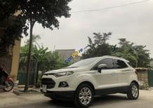 Bán Ford EcoSport sản xuất 2017, màu trắng xe gia đình