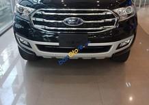 Bán ô tô Ford Everest 2.0 Titanium sản xuất năm 2019, màu đen, nhập khẩu