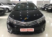 Cần bán Toyota Corolla Altis 1.8 AT năm sản xuất 2014, màu đen, 635 triệu