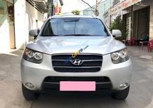 Cần bán gấp Hyundai Santa Fe sản xuất 2009, màu bạc chính chủ