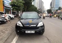 Cần bán Honda CR V 2.0AT sản xuất năm 2008, màu đen, nhập khẩu nguyên chiếc