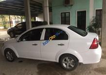 Cần bán xe Daewoo Gentra năm sản xuất 2009, màu trắng còn mới