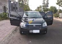 Cần bán lại xe Daewoo Gentra sản xuất 2008, màu đen, nhập khẩu xe gia đình, giá tốt