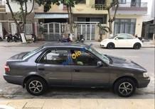 Bán ô tô Toyota Corolla sản xuất năm 1999, màu xám số sàn
