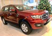 Cần bán Ford Everest sản xuất 2019, màu đỏ, nhập khẩu