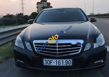 Cần bán Mercedes E300 năm 2009, màu đen, nhập khẩu nguyên chiếc