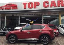 Bán Mazda CX 5 2.5AT năm sản xuất 2017, màu đỏ, giá tốt