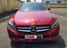 Cần bán xe Mercedes C200 sản xuất 2016, màu đỏ, xe nhập