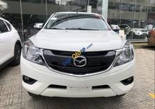 Bán Mazda BT 50 sản xuất 2018, màu trắng, xe nhập giá cạnh tranh