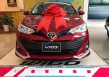 Bán Toyota Vios sản xuất 2019, màu đỏ