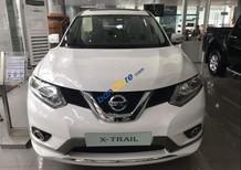 Bán ô tô Nissan X trail sản xuất 2018, màu trắng, xe nhập, giá chỉ 860 triệu