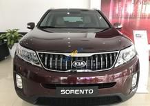 Bán xe Kia Sorento DATH sản xuất năm 2019, màu đỏ, giá tốt