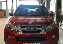 Cần bán Isuzu Dmax 2.5L MT sản xuất 2015, màu đỏ, xe nhập, giá 448tr