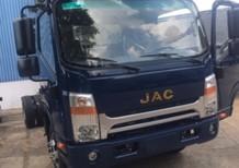 Xe tải JAC N650 tải trọng 6 tấn rưỡi, mới nhất năm 2019