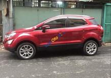 Cần bán Ford EcoSport 1.5AT sản xuất 2018, màu đỏ, nhập khẩu, 600tr